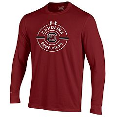 Men's Under Armour South Carolina Gamecocks Charged Long-Sleeve Tee