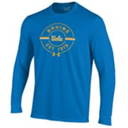 Men's Under Armour UCLA Bruins Charged Long-Sleeve Tee