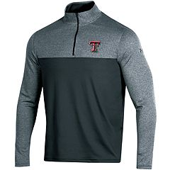 Men's Under Armour Texas Tech Red Raiders Scratch Pullover