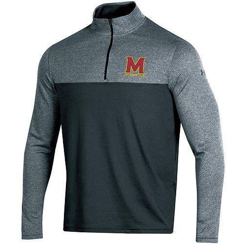 Men's Under Armour Maryland Terrapins Scratch Pullover