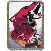 Arizona Coyotes Home Ice Advantage Throw Blanket