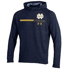 Men's Under Armour Notre Dame Fighting Irish Tech Terry Hoodie