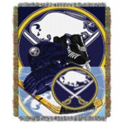 Buffalo Sabres Home Ice Advantage Throw Blanket