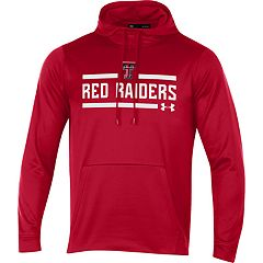 Men's Under Armour Texas Tech Red Raiders Fleece Hoodie