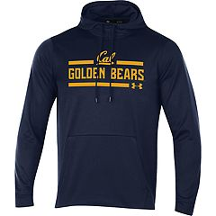 Men's Under Armour Cal Golden Bears Fleece Hoodie