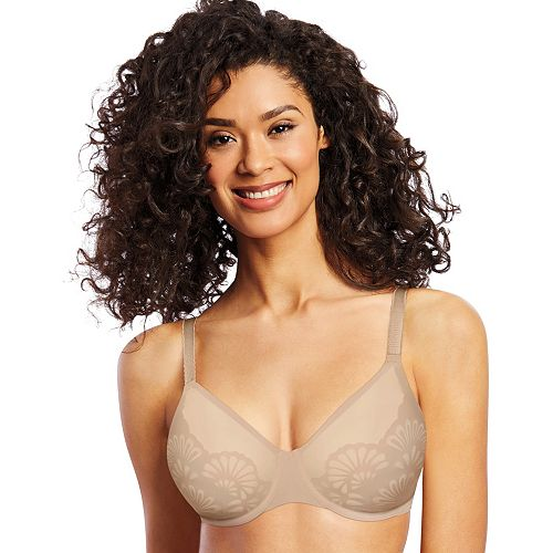 702dff02fd Bali Bras  Beauty Lift Gravity Defying Full-Figure Underwire Bra DF6563
