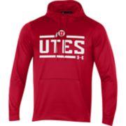Men's Under Armour Utah Utes Fleece Hoodie