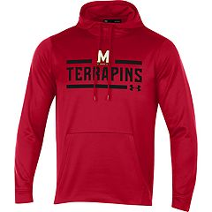 Men's Under Armour Maryland Terrapins Fleece Hoodie