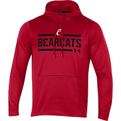 Men's Under Armour Cincinnati Bearcats Fleece Hoodie