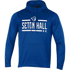 Men's Under Armour Seton Hall Pirates Fleece Hoodie