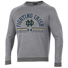 Men's Under Armour Notre Dame Fighting Irish Sport Style Crew Sweatshirt