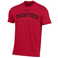 Men's Under Armour Texas Tech Red Raiders Performance Tee