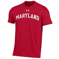 Men's Under Armour Maryland Terrapins Performance Tee