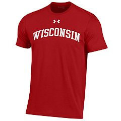 Men's Under Armour Wisconsin Badgers Performance Tee