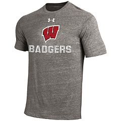 Men's Under Armour Wisconsin Badgers Legacy Tee