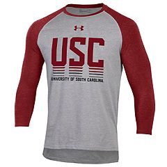 Men's Under Armour South Carolina Gamecocks Baseball Tee