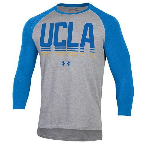 Men's Under Armour UCLA Bruins Baseball Tee