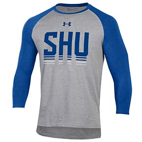 Men's Under Armour Seton Hall Pirates Baseball Tee