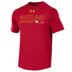 Men's Under Armour Maryland Terrapins Long Line Tee