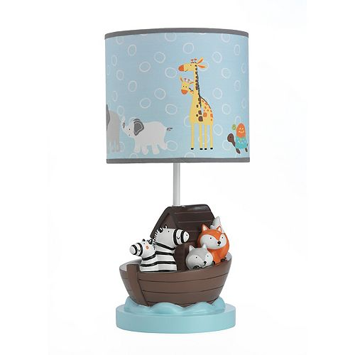 Lambs & Ivy Two of a Kind Lamp