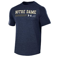 Men's Under Armour Notre Dame Fighting Irish Long Line Tee
