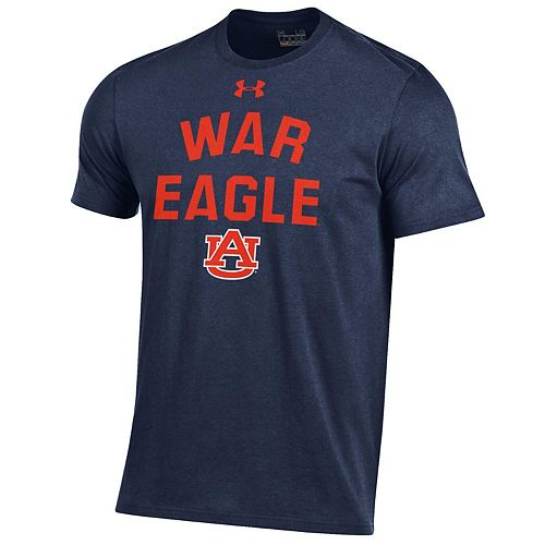 Men's Under Armour Auburn Tigers Charged Tee