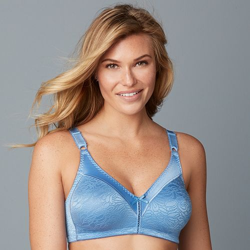 lovely design nice cheap buy good Bali Bra: Double Support Spa-Closure Comfort-U Full-Figure ...