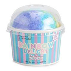 Brompton & Langley Rainbow Delight Bath Bomb