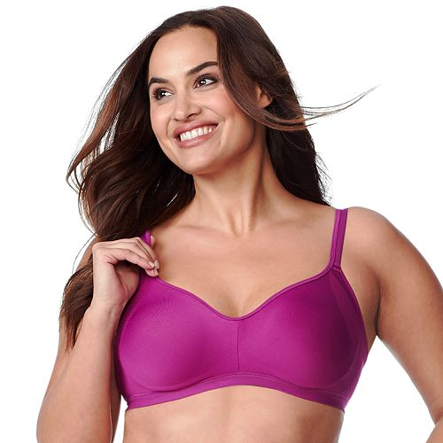 64d1217143 Olga Easy Does It No Bulge Seamless Wire Free Bra GM3911A