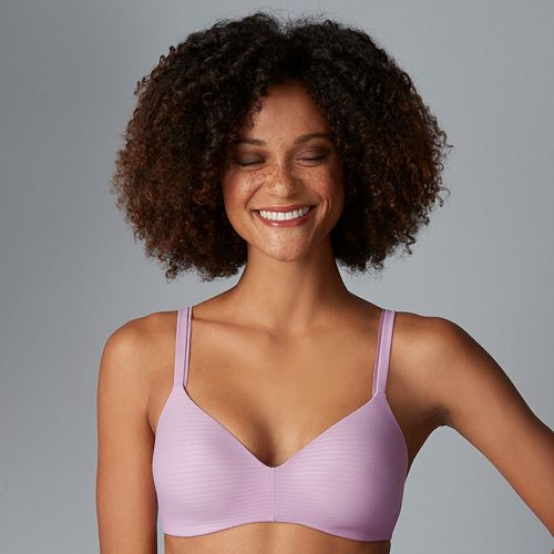188f6aa6898 Hanes Ultimate Bra: Soft Wire-Free Convertible T-Shirt Bra HU03