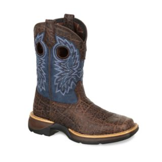 Lil Rebel by Durango Toddler Exotic Western Boots