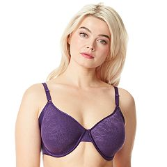 Olga No Side Effects Lace Spacer Contour Underwire Bra GF6781A