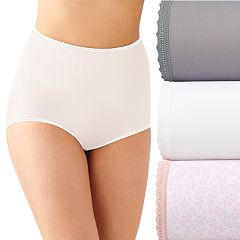 Bali Skimp Skamp 3-Pack Brief Panty DFA633