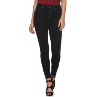 Women's Jennifer Lopez High-Waisted Super Skinny Jeans