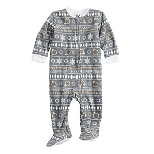 2089641328 Baby Infant Jammies For Your Families Thanksgiving Buffalo Checkered Microfleece  Blanket Sleeper One-Piece Pajamas. Sale