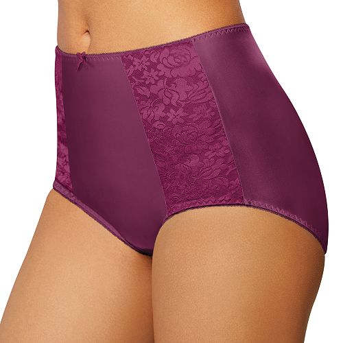 Bali Double Support Brief Panty DFDBBF