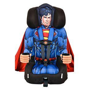 DC Comics Superman Combination Booster Car Seat by KidsEmbrace