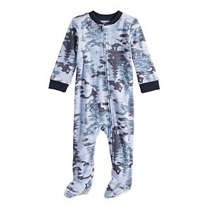 e33dc3fc60 Sale.  13.99. Original.  20.00. Baby Infant Jammies For Your Families  Holiday Camouflage Microfleece Blanket Sleeper One-Piece Pajamas