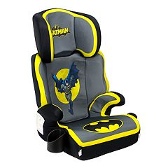 DC Comics Batman High Back Booster Car Seat by KidsEmbrace