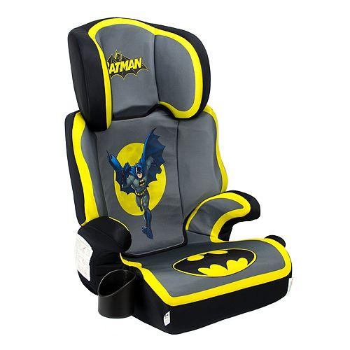 DC Comics Batman High Back Booster Car Seat by KidsEmbrace