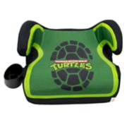 Nickelodeon Teenage Mutant Ninja Turtles Backless Booster Car Seat by KidsEmbrace