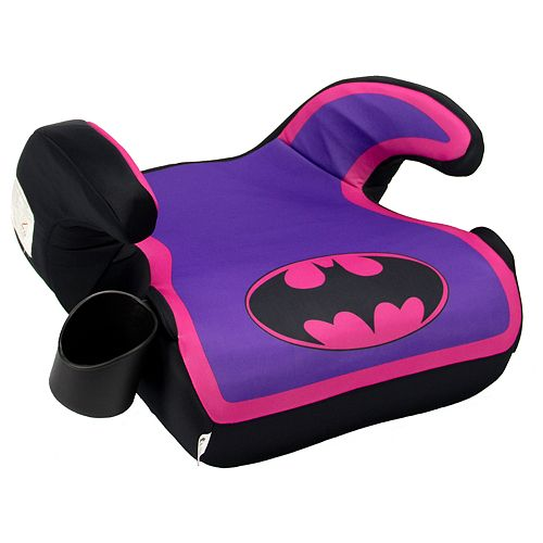 DC Comics Batgirl Backless Booster Car Seat by KidsEmbrace
