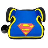 DC Comics Superman Backless Booster Car Seat by KidsEmbrace