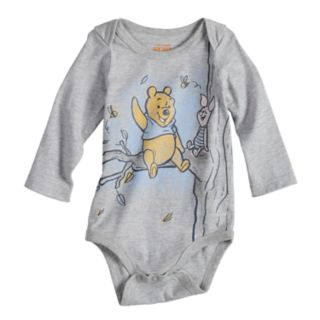 Disney's Winnie the Pooh Baby Boy Pooh & Piglet Bodysuit by Jumping Beans®
