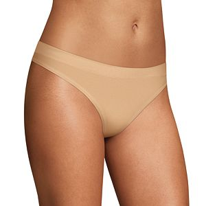 e23bc4a2d barely there® Flawless Fit® 2-pk. Microfiber Thongs