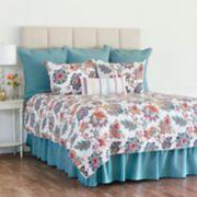C&F Home Aurora Floral Quilt Set