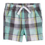 Baby Boy Jumping Beans® Printed Woven Shorts