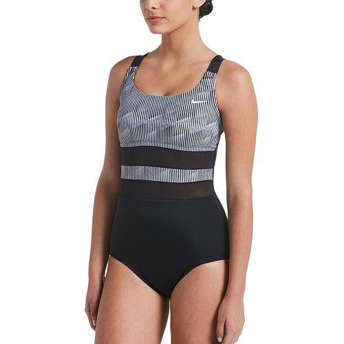 Women's Nike Radical Edge V-Back One-Piece Swimsuit