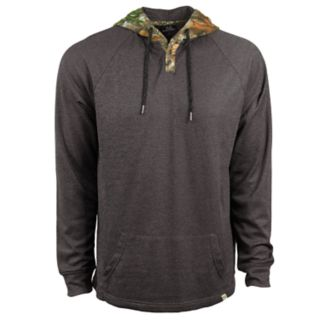 Men's Realtree Recon Hooded Thermal Tee