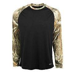 Men's Realtree Stealth Performance Tee